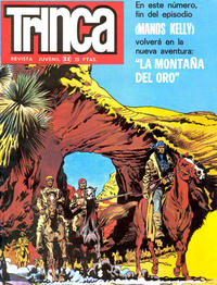 Cover Thumbnail for Trinca (Doncel, 1970 series) #11