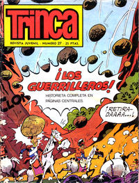 Cover Thumbnail for Trinca (Doncel, 1970 series) #27