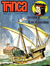 Cover Thumbnail for Trinca (Doncel, 1970 series) #31