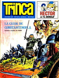 Cover Thumbnail for Trinca (Doncel, 1970 series) #32