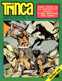 Cover Thumbnail for Trinca (Doncel, 1970 series) #40