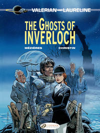Cover Thumbnail for Valerian and Laureline (Cinebook, 2010 series) #11 - The Ghosts of Inverloch