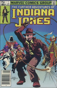 Cover Thumbnail for The Further Adventures of Indiana Jones (Marvel, 1983 series) #1 [Canadian]