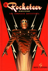 Cover Thumbnail for The Rocketeer: The Complete Adventures Deluxe Edition (IDW, 2009 series)