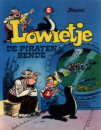 Cover Thumbnail for Lowietje (Oberon, 1976 series) #2 - De piratenbende