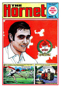 Cover Thumbnail for The Hornet (D.C. Thomson, 1963 series) #469