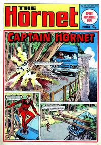 Cover Thumbnail for The Hornet (D.C. Thomson, 1963 series) #586