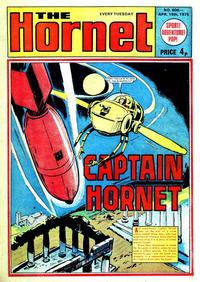 Cover Thumbnail for The Hornet (D.C. Thomson, 1963 series) #606