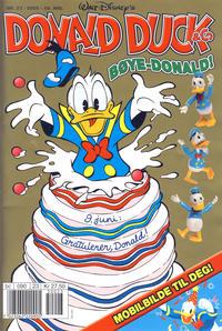 Cover Thumbnail for Donald Duck & Co (Hjemmet / Egmont, 1948 series) #23/2005