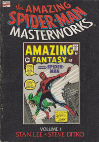Cover Thumbnail for The Amazing Spider-Man Masterworks (Marvel, 1992 series) #1