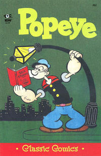 Cover Thumbnail for Classic Popeye (IDW, 2012 series) #61