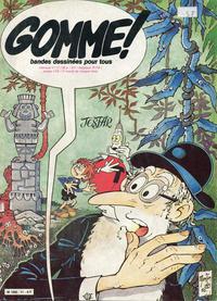 Cover Thumbnail for Gomme! (Glénat, 1981 series) #11