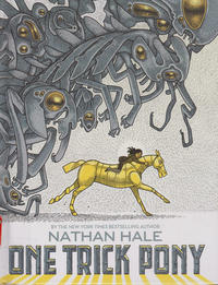 Cover Thumbnail for One Trick Pony (Harry N. Abrams, 2017 series)