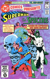 Cover Thumbnail for DC Comics Presents (DC, 1978 series) #29 [Direct]