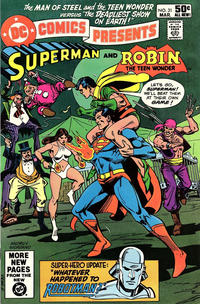 Cover Thumbnail for DC Comics Presents (DC, 1978 series) #31 [Direct Sales]