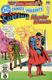 Cover Thumbnail for DC Comics Presents (DC, 1978 series) #32 [Direct Sales]