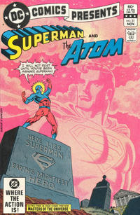 Cover Thumbnail for DC Comics Presents (DC, 1978 series) #51 [Direct Sales]
