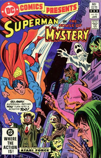 Cover Thumbnail for DC Comics Presents (DC, 1978 series) #53 [Direct]