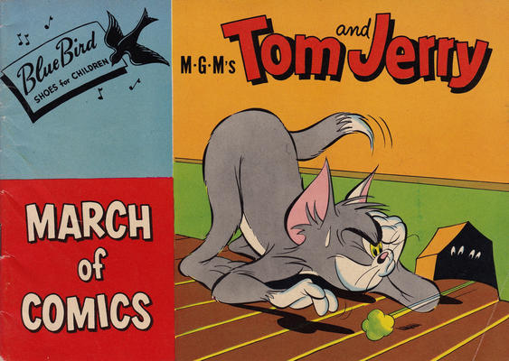 Cover for Boys' and Girls' March of Comics (Western, 1946 series) #88