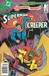 Cover for DC Comics Presents (DC, 1978 series) #88 [Newsstand Edition]