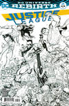 Cover Thumbnail for Justice League (2016 series) #25 [Nick Bradshaw Cover]