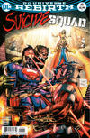 Cover Thumbnail for Suicide Squad (2016 series) #19 [Whilce Portacio Variant Cover]