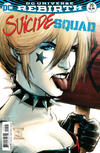 Cover Thumbnail for Suicide Squad (2016 series) #20 [Whilce Portacio Variant Cover]
