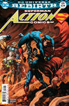 Cover Thumbnail for Action Comics (2011 series) #979 [Gary Frank Cover Variant]