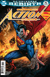 Cover for Action Comics (DC, 2011 series) #985 [Neil Edwards Variant]