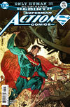 Cover for Action Comics (DC, 2011 series) #985