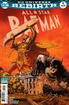 Cover for All Star Batman (DC, 2016 series) #9 [Chris Burnham Cover Variant]