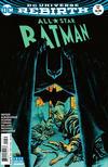 Cover for All Star Batman (DC, 2016 series) #12 [Sebastian Fiumara Cover]