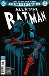 Cover for All Star Batman (DC, 2016 series) #10 [Sebastian Fiumara Cover]