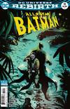 Cover for All Star Batman (DC, 2016 series) #10 [Rafael Albuquerque Variant Cover]