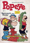 Cover for Popeye (World Distributors, 1957 series) #1