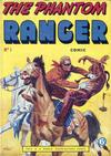 Cover for The Phantom Ranger (World Distributors, 1955 series) #1