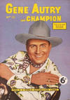Cover for Gene Autry and Champion (World Distributors, 1956 series) #13