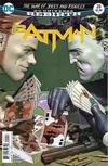Cover for Batman (DC, 2016 series) #28