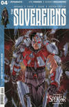 Cover for The Sovereigns (Dynamite Entertainment, 2017 series) #4 [Cover C]