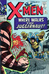 Cover Thumbnail for The X-Men (1963 series) #13 [British Price Variant]