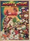Cover for Mickey Mouse Weekly (Odhams, 1936 series) #39