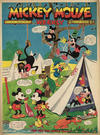Cover for Mickey Mouse Weekly (Odhams, 1936 series) #33
