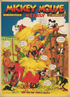 Cover for Mickey Mouse Weekly (Odhams, 1936 series) #27