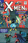 Cover for The X-Men (Marvel, 1963 series) #20 [British Price Variant]