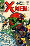 Cover for The X-Men (Marvel, 1963 series) #21 [British]