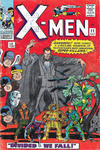 Cover for The X-Men (Marvel, 1963 series) #22 [British Price Variant]