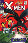 Cover Thumbnail for The X-Men (1963 series) #24 [British Price Variant]