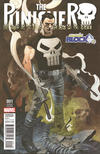 Cover for The Punisher (Marvel, 2016 series) #1 [Comic Block Exclusive - Chris Stevens]