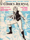 Cover for The Comics Journal (Fantagraphics, 1977 series) #37