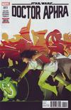 Cover for Doctor Aphra (Marvel, 2017 series) #11 [Kamome Shirahama]
